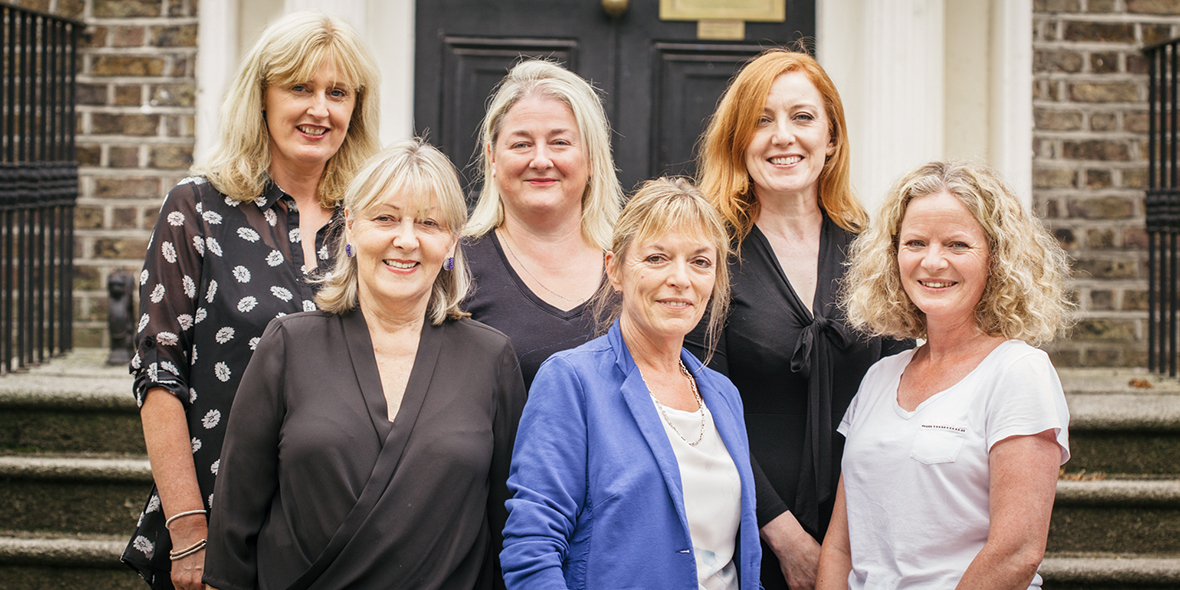 The Pembroke Road Well Woman Team