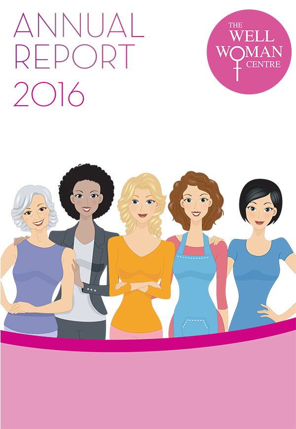 Dublin Well Woman Centre Annual Report 2016-2